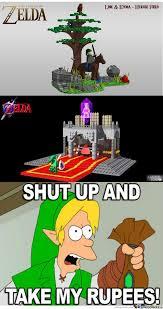 Funny Lego Memes - zelda lego by zakare meme center
