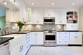 Diy White Kitchen Cabinets by Kitchen Cabinet Doors With Nice Style Home Design Ideas 2017