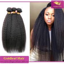 mongolian hair virgin hair afro kinky human hair weave mongolian kinky straight hair wholesale hair suppliers alibaba