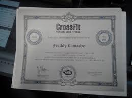crossfit certification seminar
