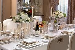 The Dinning Room The Dining Room Kensington Egerton House Hotel London