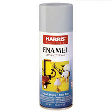 harris 11 oz flat enamel gray spray primer 38103 the home depot