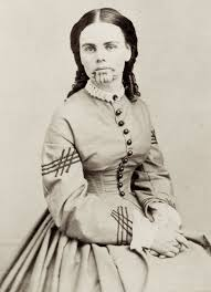 olive oatman the with the tattooed