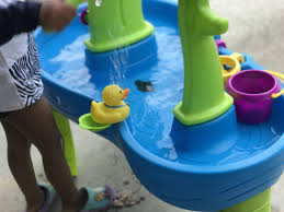 step 2 rain showers splash pond water table new step2 rain showers splash pond water table tara holland