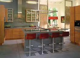 interior lovely modern kitchen island stools for your