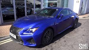 rcf lexus 2017 interior lexus rc f exterior and interior tour youtube