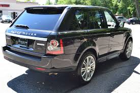 land rover sport custom 2012 land rover range rover sport luxury pre owned