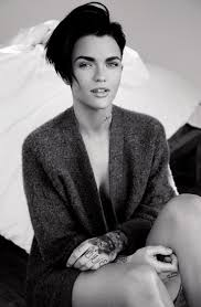 33 best ruby rose images on pinterest beautiful women hair dos