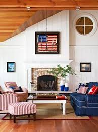 American Flag Living Room by Nantucket Cottage Living Room Pinterest Cottages Nantucket
