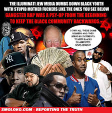 Rap Music Meme - the secret meeting that changed rap music and destroyed a generation