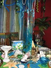 under the sea birthday party goldfish sea glass and sugaring