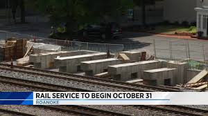 halloween city lynchburg va amtrak to open in roanoke on halloween