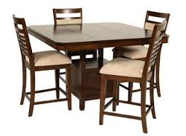 5 Piece Pub Table Set Kane U0027s Furniture Dining
