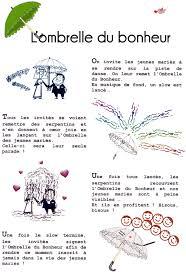 parapluie mariage la danse du parapluie décoration fête mariage