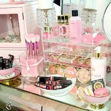 i love the way it looks and it looks patible kennadys bedroom makeup storage the beauty and all things