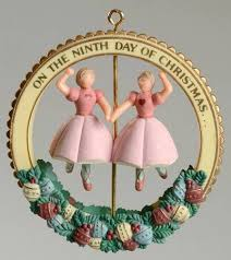 12 days of christmas ornaments enesco twelve days of christmas at replacements ltd