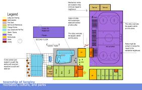 Community Center Floor Plan Aldergrove Community Centre Planning