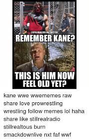 Pro Wrestling Memes - 25 best memes about kane wwe kane wwe memes