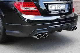 Mercedes C Class Coupe 2008 C Klasse C204 Carlsson Fahrzeugtechnik