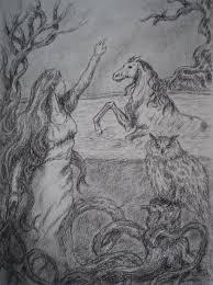mythological beasts and spirits pneumythology
