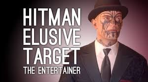 black friday target guy hitman final elusive target the entertainer everything goes wrong