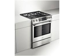 Bosch Cooktops Bosch Benchmark Hgip054uc 30 Inch Slide In Gas Range With Sealed