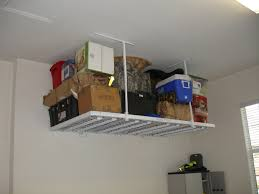 best overhead garage storage rack ideas image racks diy loversiq