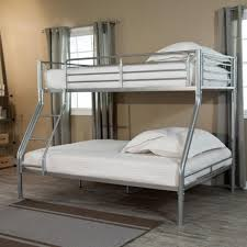 Plans For Twin Over Queen Bunk Bed by Bunk Beds Girls Loft Bed With Desk Diy Triple Bunk Bed Plans