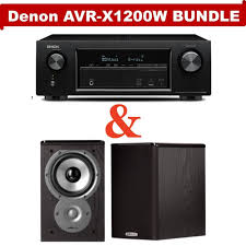 home theater receiver with bluetooth denon avr x1200w 7 2 channel full 4k ultra hd a v receiver