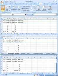 merging simple content from excel 2007 workbooks and worksheets by