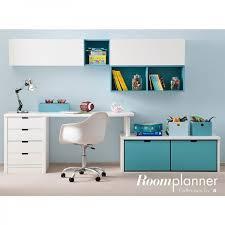 bureau avec rangement au dessus composition bureau enfant et rangements bas asoral ma chambramoi