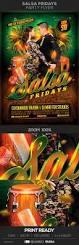 halloween party flyers templates noche de salsa party flyer salsa party party flyer and flyer
