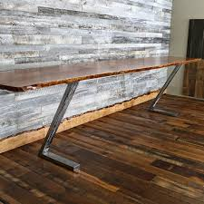 Vintage Conference Table Live Edge Conference Table Southern Vintage Reclaimed Wood