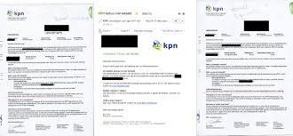 Per Direct Geld Op Rekening Kosten Voor Herinnering Kpn Forum