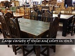 dining room furniture sale rustic furniture plus houston tx on