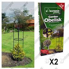 garden obelisk trellis feature climbing plant roses 1 or 2 deals