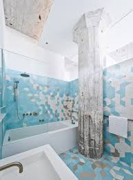 blue bathroom tile ideas 17 bathroom tile ideas that are anything but boring freshome