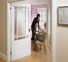 plain interior glass panel door for modern jeld wen throughout