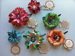 flowers for hair fall paper flowers for hair plucking daisies