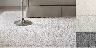 Beige And Gray Rug Contemporary Rugs Rh