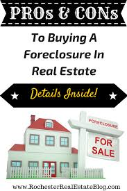 is buying a foreclosure a good idea in real estate