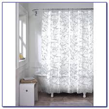 Seashell Curtains Bathroom Glamorous Sea Shell Shower Curtains U2013 Burbankinnandsuites Com