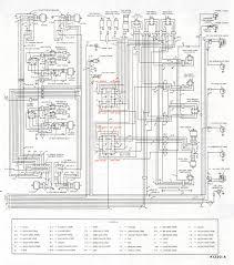 1957 1965 thunderbird wiring diagrams