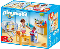 playmobil chambre bébé playmobil 4286 chambre de bébé playmobil achat prix fnac