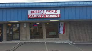 bobby s world of cards and comics home