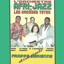 deuxieme bureau deuxième bureau les grosses têtes l orchestre afri jazz amazon