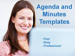 Agenda For Staff Meeting Template by Agenda And Meeting Minutes Templates Youtube