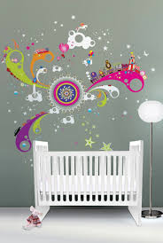 creer deco chambre bebe superior creer deco chambre bebe 6 la d233coration murale chambre