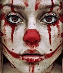 25 Best Evil Clown Costume Ideas On Pinterest Evil Clown Makeup by Best 25 Clown Hair Ideas On Pinterest Clown Makeup Circus