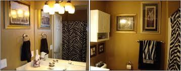 zebra bathroom decorating ideas zebra bathroom ideas zebra print bathroom decor wall